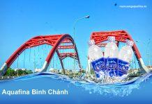 Đại lý nước Aquafina Huyện Bình Chánh