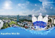 Đại lý nước Aquafina Huyện Nhà Bè