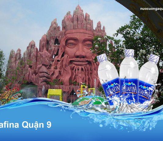 Đại lý nước Aquafina Quận 9