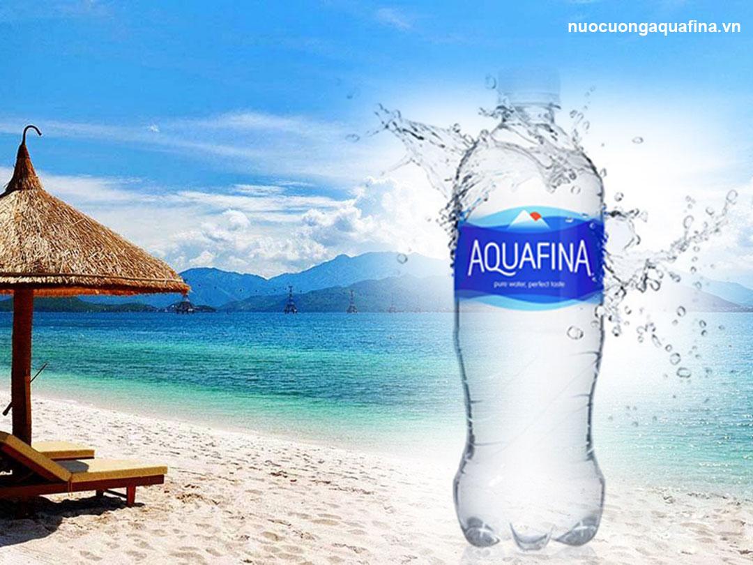 Đại lý nước Aquafina Quận 2