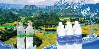 Nên chọn nước uống Aquafina hay freshplus water