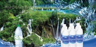 Nên chọn nước uống Aquafina hay Fmax's Water