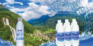 Nên chọn nước uống Aquafina hay Sapuwa