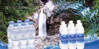 Nên chọn nước uống Aquafina hay TH True Water