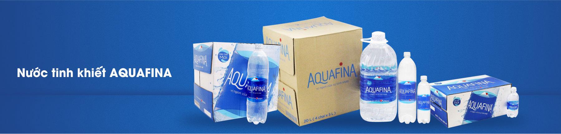 Sản phẩm Aquafina