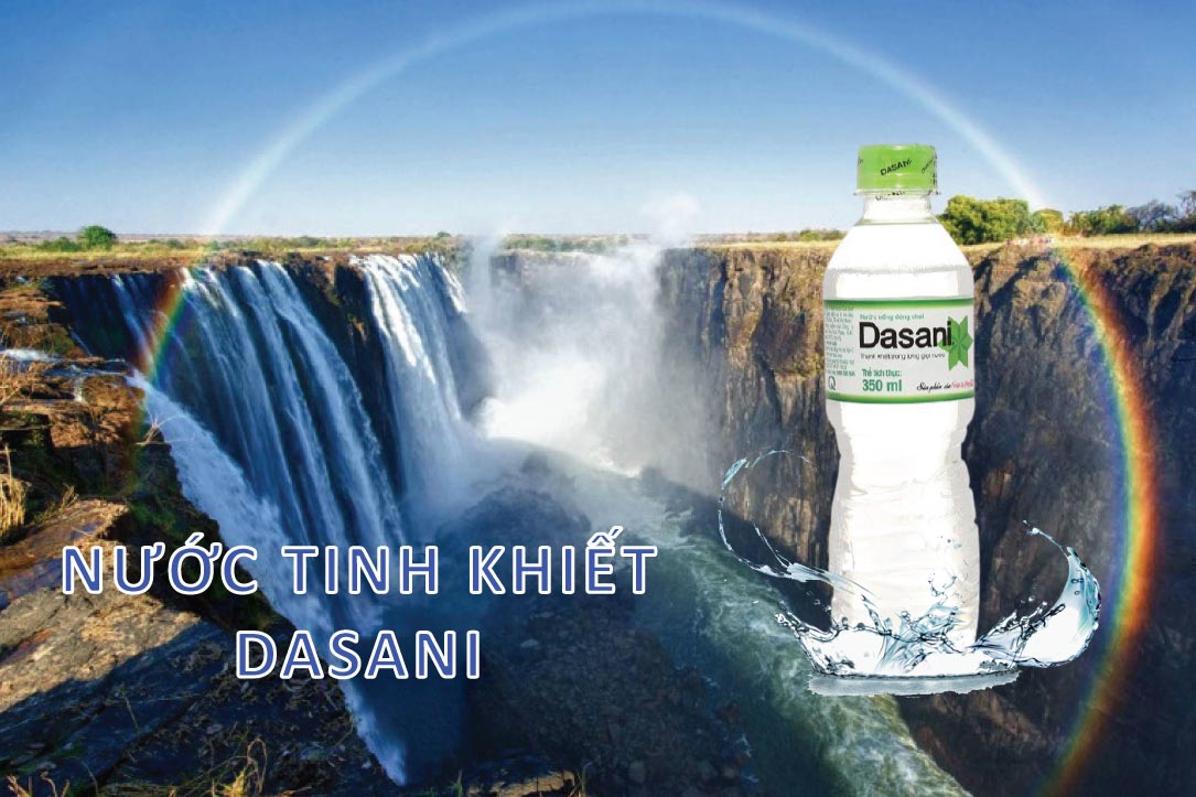 Nước tinh khiết Dasani