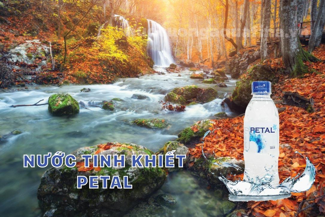 Nước tinh khiết PETAL