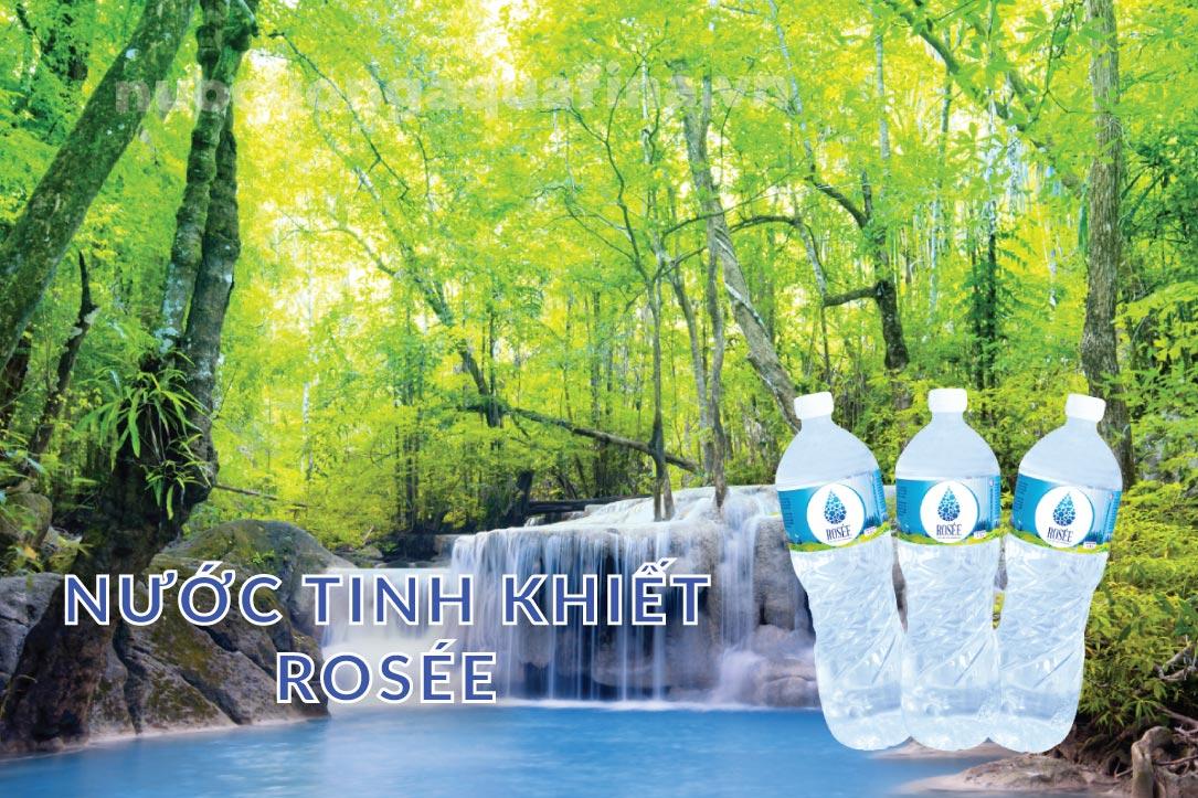 Nước tinh khiết Rosée