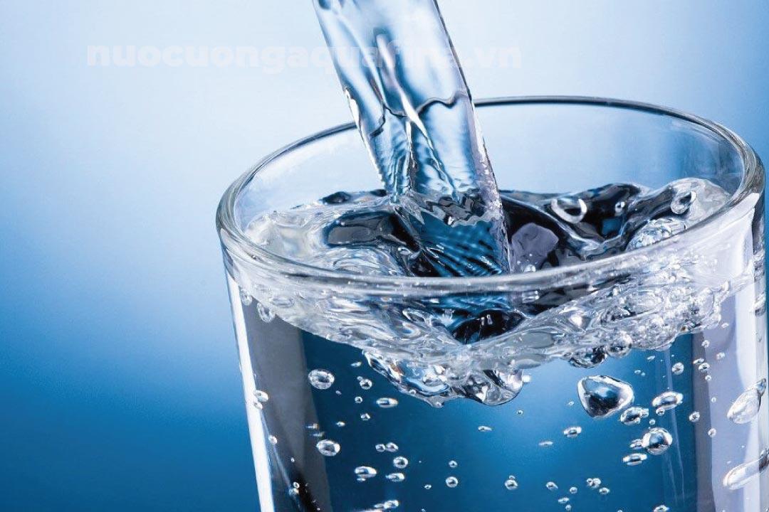 Nước uống mỗi ngày