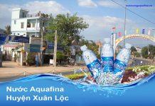 Đại lý nước Aquafina IHAWA - Đồng Nai