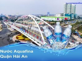 Đại lý nước Aquafina Xuân Thành - Hải Phòng