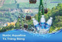 Đại lý nước Aquafina Thiện Nhân - Tây Ninh
