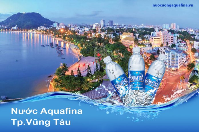 Đại lý nước Aquafina Minh Đức - Vũng Tàu