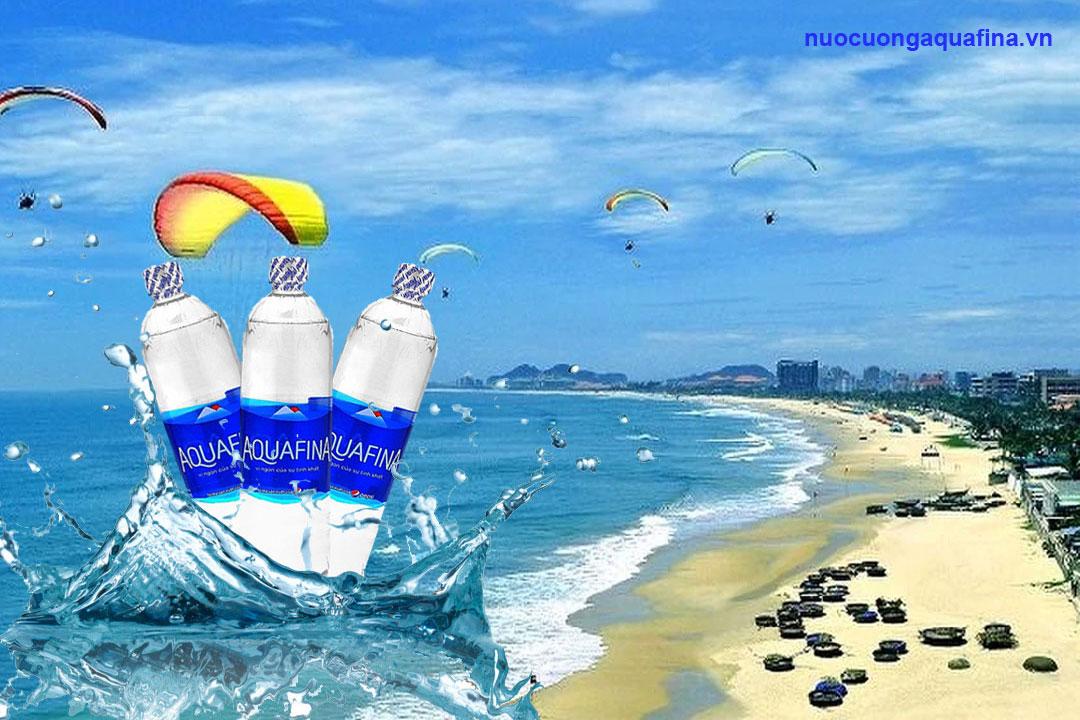 Đại lý nước Aquafina Phan Trường Tín - Đà Nẵng