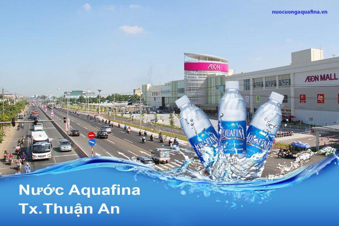 Đại lý nước Aquafina Minh Minh Water - Bình Dương
