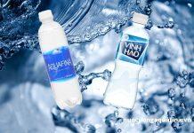 Aquafina và Vĩnh Hảo